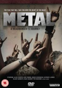 WIN! Metal a Headbangers Journey DVD