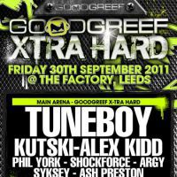 Goodgreef set to give Leeds an Xtra Hard seeing to as part of 11th birthday