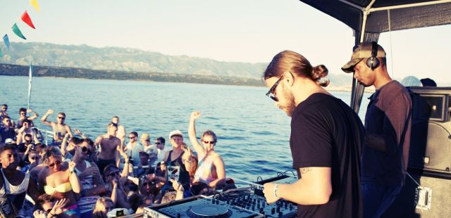 Hideout boat parties now on sale!