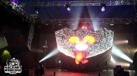 Deadmau5 Rocks Hackney: see him at Wireless Festival