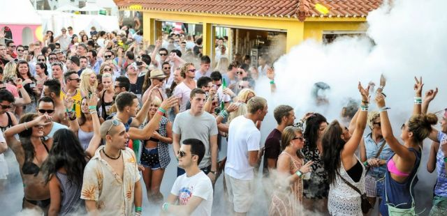 Club review: Cadenza Vagabundos Afterparty @ Ushuaia, 18.06.12