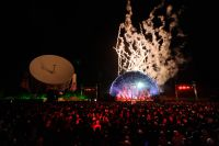 Live review: Elbow @ Live From Jodrell Bank Transmission 002