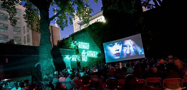 Top 5: Outdoor cinemas in London