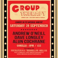 Group Therapy: A new monthly comedy night launches in Manchester 