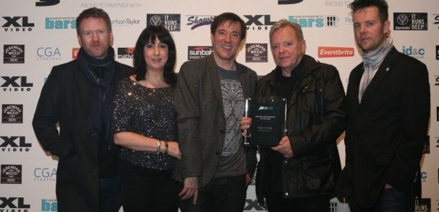 Bestival, Festival No.6 and New Order triumph at UK Festival Awards 2012