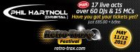 ORBITAL - Phil Hartnoll to play Retro Trax Festival 