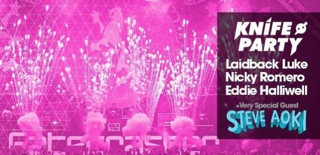 Win! 4 VIP tickets to Gatecrasher 20/20 Warehouse Party