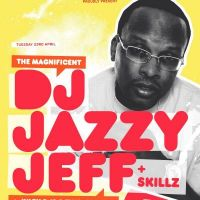 Now on sale: DJ Jazzy Jeff at The Ritz, Manchester