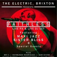 Preview: Faithless @ The Electric, Brixton