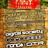 Preview: Mint Festival Warm-Up Party