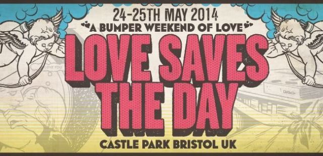 Tickets on Sale: Love Saves the Day 2014