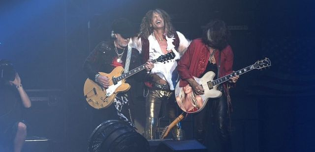 Calling Festival Tickets with Aerosmith now on sale