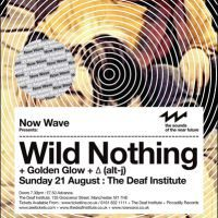 Live review: Wild Nothing @ The Deaf Institute