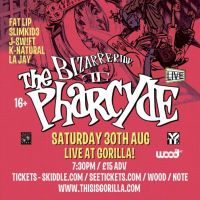 The Pharcyde to bring their bizarre ride to Manchester