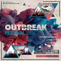 Outbreak Festival with Seth Troxler, Gorgon City and more