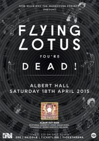 Flying Lotus announces Manchester date