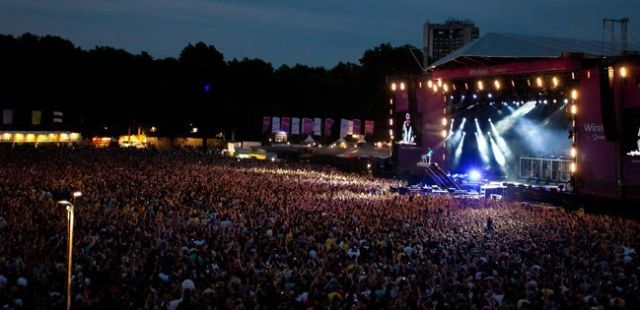 Festival review: Sunday @ Wireless with Rihanna, 08/07/2012