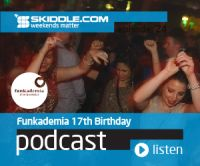 Podcast: Episode 25 with Funkademia anniversary guest mix