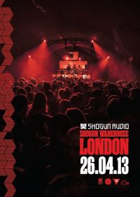 London Warehouse Events present - Shogun Audio