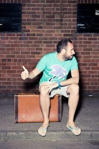 Doorly Interview:  Fatboy Slim is my Hero... He&amp;#8217;s the reason I DJ like I do 