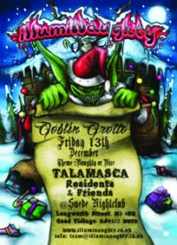 illumiNaughty Goblin Grotto just one week away!