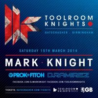 Gatecrasher presents Toolroom Knights