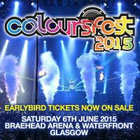 Coloursfest Tickets on Sale