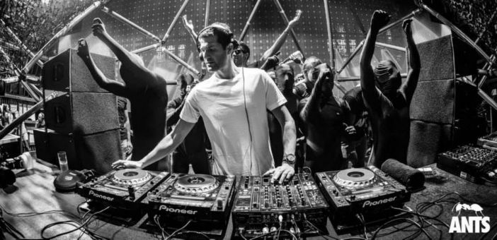 Defected In The House at Oval Space