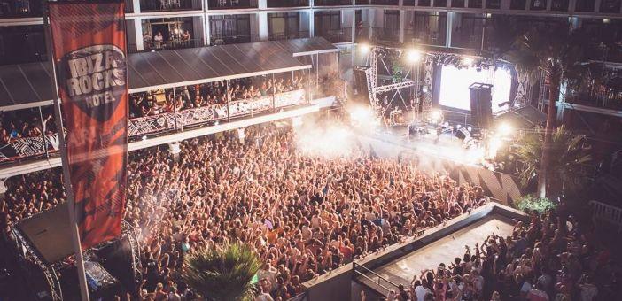 W.A.R! returns to Ibiza Rocks
