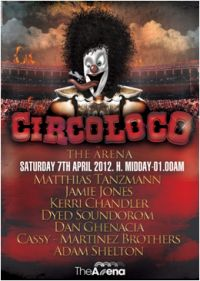 More acts and events added to CircoLoco Birmingham takeover