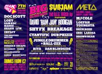 Bass Indoor Gathering hits Birmingham Next Week! David Rodigan, Shy FX, Breakage, MJ Cole and many more