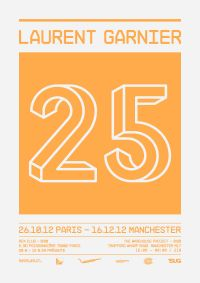 Laurent Garnier brings 25th anniversary show to the Warehouse Project