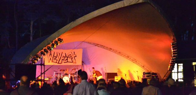 Weyfest makes Planet Rock End of Year Poll