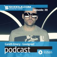 Podcast: episode 38 with Gareth Emery (Garuda)