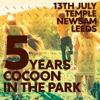 Win! 2 Tickets To Cocoon In The Park