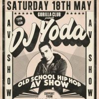 Preview: DJ Yoda @ Gorilla Club