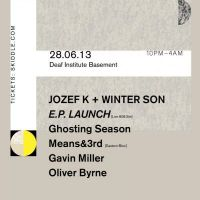 Preview: Fortsetzen Presents Jozef K + Winter Son