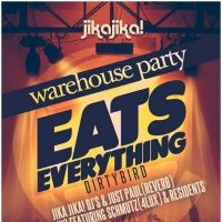 Jika Jika presents Warehouse Party with Eats Everything