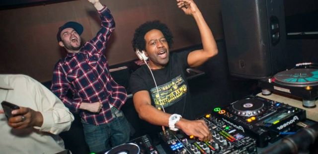 Dj pierre underland presents connies acid house party for Acid house party