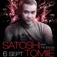Win! 4 Tickets to see Satoshi Tomiie