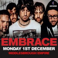 Loose Cannon presents Embrace