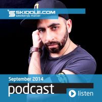 Weekends Matter September 2014 podcast - guest mix from Darius Syrossian