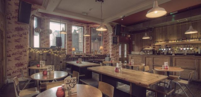 Food review: Deaf Institute, Manchester
