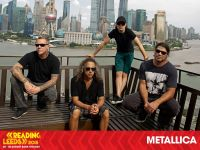 Reading and Leeds announce Metallica as first headliner