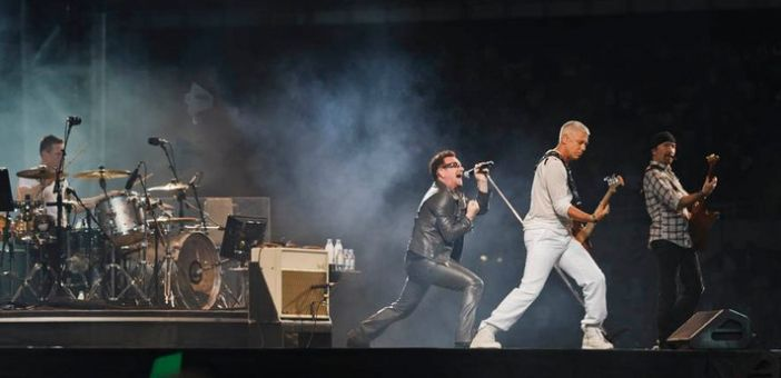 "HBO has rescheduled U2's ""Innocence + Experience"" for Dec. 7 ..."