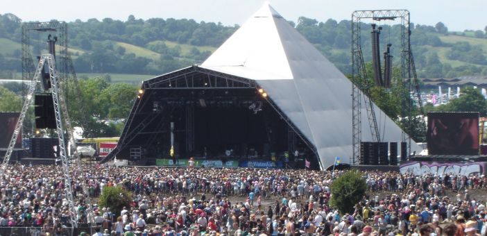 Who will headline Glastonbury this year?