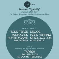 Win! Ketoloco Night Shift Tickets