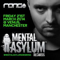 Rong presents Mental Asylum