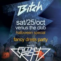 Bitch Halloween Special with Filthy Rich