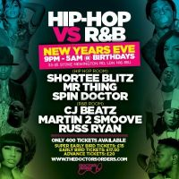 Hip-Hop vs R&B New Year's Eve